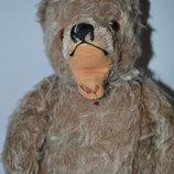 Редкий старинный коллекционный мишка,медведь.кукла