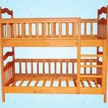 Детская кровать-трансформер «Мальвина»