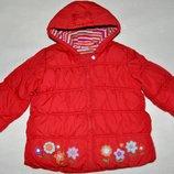 George Куртка р. 98-104 теплая 3-4 года