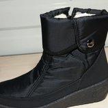 Ботинки зимние, качество выше цены,