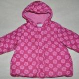 Next Куртка р. 98 теплая на 2-3 года и старше