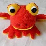 Мягкая игрушка, лягушка, жаба