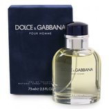 Dolce & Gabbana Pour Homme 125 мл для мужчин для всех времен года