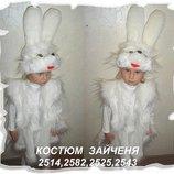Продам красивый ,яркий костюм , заяц, зайченя, заєць, зайка, зайчик