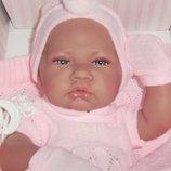 шикарная виниловая кукла-младенец Toquilla Nina Antonio Juan Испания оригинал клеймо 42 см