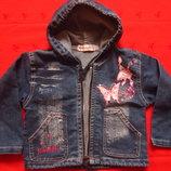 Куртка ветровка кофта до 5лет,отличное состояние