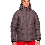 пуховик Icepeak ,финского бренда ,70%пуха 30% перо ,надежно защищает от ветра , снега и дождя
