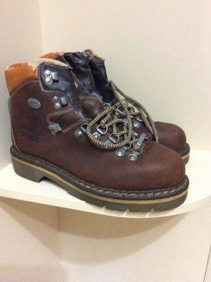 Мужские кожаные ботинки 41