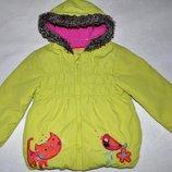TU Куртка р. 98 -104 на 3-4 года и старше демисезонная