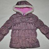George Куртка р. 98-104 на 3-4 года теплая демисезонная