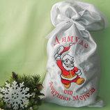 Мешочек для подарков и конфеток