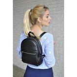 Скидка -15% Женский кожаный рюкзак