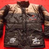 Зимняя куртка на меху и толстом утеплителе