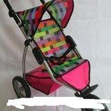 Детская коляска для кукол MELOGO 9354