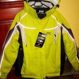 Куртка Helly Hansen,раз XL,оригинал ,водонепроницаемость - 5000 мм,тефлоновое покрытие,влагоо