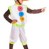 Прокат карнавальный костюм Киев-Борисполь костюм сніговик снеговик