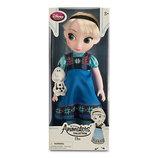 Disney Animators' Collection Elsa Doll Frozen Дисней аниматоры Эльза