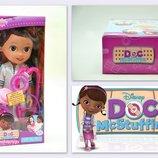 Кукла Doc McStuffins Доктор Плюшева . Новая в наличии Новинка