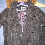 Куртка зимняя мужская MОC