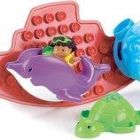 Игрушка для ванной Маленькие человечки Fisher Price