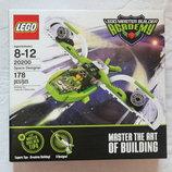 Доставка бесплатно Конструктор Лего Lego Master builder Academy Космический дизайн 20200 Оригинал