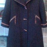 Шерстяне пальто.