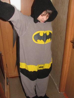 Карнавальный костюм Бетмена взрослый.