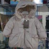 красивая куртка деми рост 86