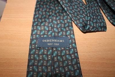 Стильный галстук Debenhams шелк