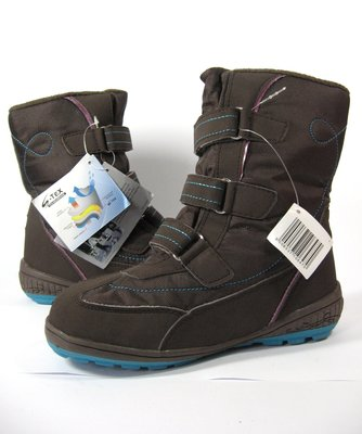 Детские зимние сапоги ботинки S-TEX membrane Германия