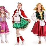 Прокат костюма Герди Герды, Герда , Кай Кая на 4-11 років - Позняки