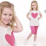 Футболка туника для девочек