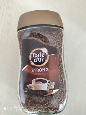 Кофе растворимый Cafe d or Gold 200 гр Кофе Дор