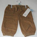 Шикарные вельветовые штаны от ТМ F&F из Англии