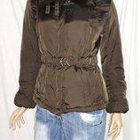 Курточка Trussardi р.с натуральным мехом