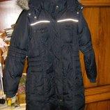 Теплая жилетка, куртка-пальто ESPRIT 128 -140 см