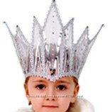 Прокат костюма Снігової королеви снежной королевы , Зими, Сніжинки на 5-8 років - Позняки