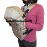 Детский рюкзак Womar с капюшоном