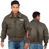 Лётная куртка CWU 45/P Alpha Industries USA