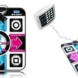 X-treme Dance Pad музыкальный танцевальный коврик dance mat ТВ Комп