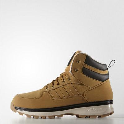 Мужские ботинки Adidas Chasker Boot - бежевые