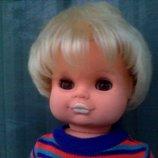 Кукла пупс Германия отличная 50 см в родном бодике