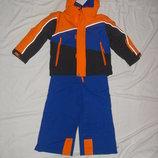 Зимний термо-коминезон для мальчиков 116см от Kiki&Koko -Германия