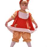 Прокат карнавальний костюм Київ-Бориспіль костюм білочки белочки белочка