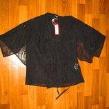 Красивая блуза накидка итальянского бренда Yamamay новая скидка более 70%