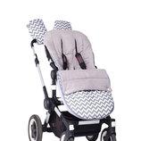 Акция Конверт для прогулочной коляски фут муфта