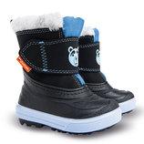 Зимние сапоги для мальчиков Demar