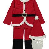 Прокат костюма дід мороз, новий рік, Санта, дед, новый год - Позняки