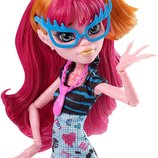 Кукла монстер Хай Monster High Gigi Grant Geek Shriek Джи джи Грант Гик Шик джи джи гранд
