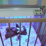 Аренда лампы для лечения желтухи у новорожденных